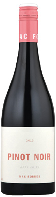 Mac Forbes, Pinot Noir, Yarra Valley, Victoria, 2016