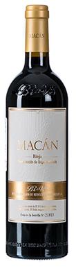 Bodegas Benjamin de Rothschild & Vega Sicilia, Macán, Rioja