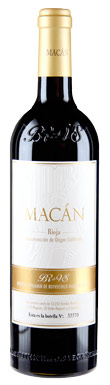 Benjamin de Rothschild & Vega Sicilia, Macán, Rioja, 2010
