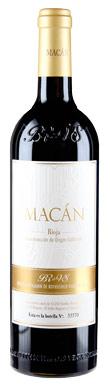 Benjamin de Rothschild & Vega Sicilia, Macán, Rioja, 2014