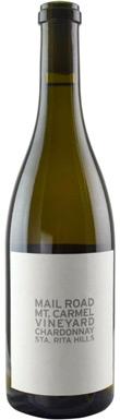 Mail Road Wines, Mount Carmel Vineyard Chardonnay, Santa