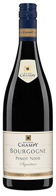 Maison Champy, Signature, Bourgogne, Burgundy, France, 2012