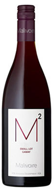 Malivoire, Small Lot M2 Gamay, Ontario, Canada, 2011