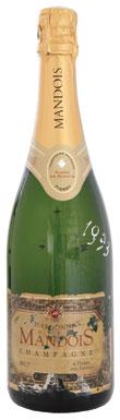 Mandois, Premier Cru, Champagne, France, 1993