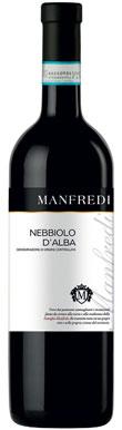 Manfredi, Nebbiolo d'Alba, Piedmont, Italy, 2016