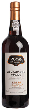 Manoel D Poças Junior, Port, 20 Year Old Tawny, Douro