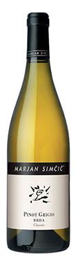 Marjan Simcic, Classic Pinot Grigio, Goriska Brda, 2019