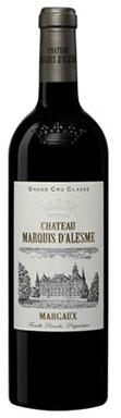Château Marquis d'Alesme, Margaux, 3ème Cru Classé, 2014
