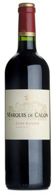 Château Calon Ségur, Marquis de Calon, St-Estèphe, 2013
