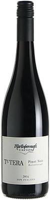 Martinborough Vineyard, Martinborough, Te Tera, Pinot Noir,