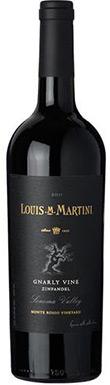 Louis M Martini, Gnarly Vines Zinfandel, Sonoma County