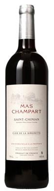 Mas Champart, Clos de la Simonette, St-Chinian, 2016