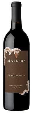 Materra, Cunat Family Vineyard Cabernet Sauvignon, Napa