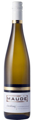 Maude, East Block Riesling, Wanaka, Central Otago, 2017