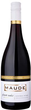 Maude, Mt Maude Vineyard Pinot Noir, Central Otago, 2017
