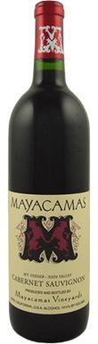 Mayacamas, Napa Valley, Mt Veeder, Estate Cabernet