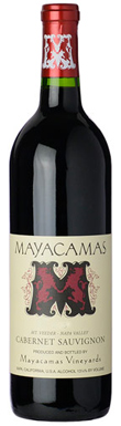 Mayacamas, Napa Valley, Cabernet Sauvignon, California, 2013