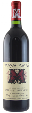 Mayacamas, Cabernet Sauvignon, Napa Valley, Mt Veeder, 2015