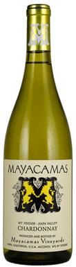 Mayacamas, Chardonnay, Napa Valley, Mt Veeder, 2016