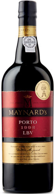Maynard's, Late Bottled Vintage Port, Port, 1992