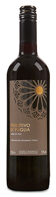 MGM Mondo del Vino, Primitivo di Puglia, Puglia, Italy, 2015