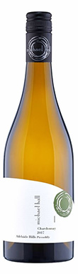 Michael Hall, Chardonnay, Piccadilly Valley, Adelaide Hills