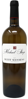 Michael Shaps, Petit Manseng, Monticello, Virginia, 2015