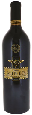 Miner Family Vineyards, Cabernet Sauvignon, Napa Valley