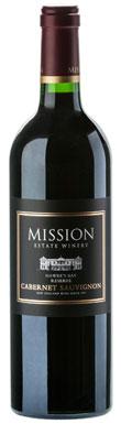 Mission Estate Winery, Reserve Cabernet Sauvignon, Gimblett