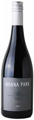 Moana Park, Single Vineyard Reserve Syrah, Gimblett Gravels