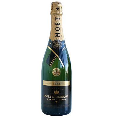 Moët & Chandon, Champagne, France, 2002