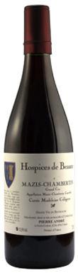 Morey-Blanc, Mazis-Chambertin Grand Cru, Hospices de Beaune