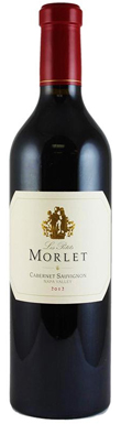Morlet Family Vineyards, Cabernet Sauvignon, Napa Valley