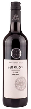 Morrisons, The Best Chilean Merlot, Central Valley, 2019
