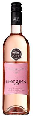 Morrisons, The Best Pinot Grigio Rosé, 2019