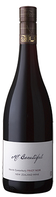Mt Beautiful, Waipara Valley, Pinot Noir, Canterbury, 2014