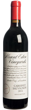 Mount Eden Vineyards, Santa Cruz Mountains, Cabernet