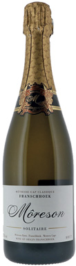 Moreson, Solitaire Brut, Franschhoek, South Africa