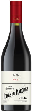 Marks & Spencer, Classics No21, Lomas del Marquès Rioja