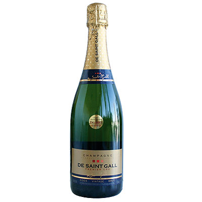 Marks & Spencer, Premier Cru, St-Gall, Champagne, 2004