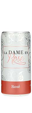 La Dame en Rose, Fizzy Rosé, France