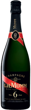 Mumm, 6 Ans Edition Limitée, Champagne, France