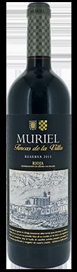 Bodegas Muriel, Fincas de la Villa, Rioja, Alavesa, 2015