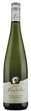 Nautilus, Grüner Veltliner, Marlborough, New Zealand, 2014
