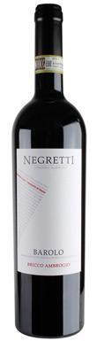 Negretti, Bricco Ambrogio, Barolo, Piedmont, Italy, 2006
