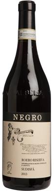 Negro, Sudisfa, Roero, Riserva, Piedmont, Italy, 2013