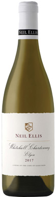 Neil Ellis, Whitehall Chardonnay, Elgin, South Africa, 2017