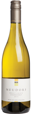 Neudorf, Moutere, Rosie's Block Chardonnay, Nelson, 2015