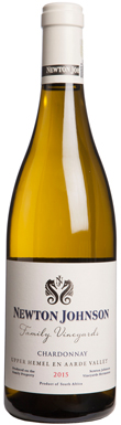 Newton Johnson, Family Vineyards Chardonnay, Upper