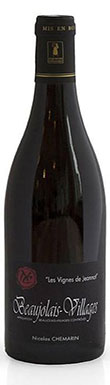 Nicolas Chemarin, Beaujolais, Villages, Les Vignes de
